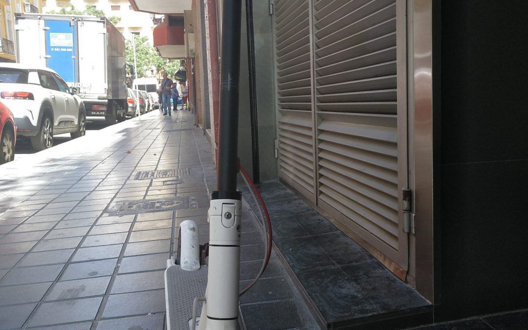 Reparar patinete electrico en la ciudad de Valencia